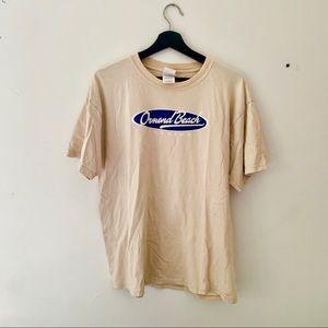 Vintage Tourist Ormand Beach T-shirt